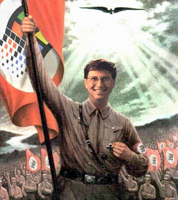 Bill Gates, the Software Fuhrer